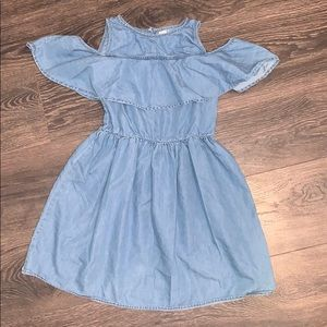 Gap kids jean dress